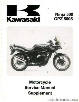 Used 2007-2009 And 2012 Yamaha PW50 Motorcycle Service Manual
