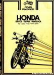 Used 1964-1974 Honda 125-350 Twin Cylinder Motorcycle Repair Manual