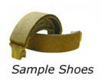 Vesrah Brake Shoes VB-327