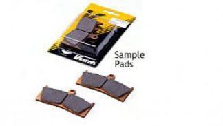 Vesrah Sintered Brake Pads VD-129-2JL