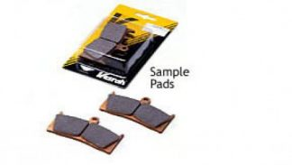 Rear Sintered Brake Pads
