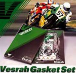Vesrah Complete Engine Gasket Set 27 Pieces For 1981-1983 Honda ATC185S ATC200 3 Wheeler