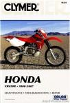 XR650R Repair Manual Honda 2000-2007 Clymer