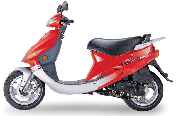 kymco zx 50 scout workshop service repair manual